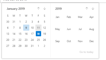 Office UI Fabric React DetailsList Example | Tutorials Made Easy